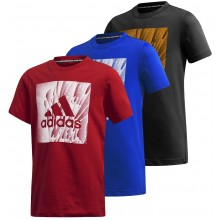 JUNIOR ADIDAS TRAINING MUST HAVE BOX T-SHIRT