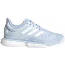WOMEN'S ADIDAS SOLECOURT PRIMBEBLUE ALL COURT SHOES