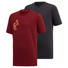 ADIDAS JUNIOR CATEGORY LOGO T-SHIRT