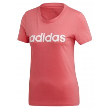 WOMEN'S ADIDAS TRAINING ESSENTIAL LINEAR SLIM T-SHIRT