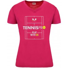 TENNISPRO PLAY WITH US T-SHIRT