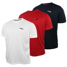 JUNIOR FILA LOGO SMALL T-SHIRT