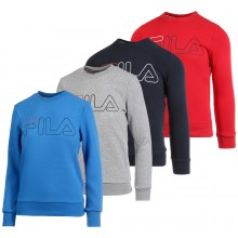 JUNIOR FILA ROCCO SWEAT TOP