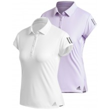 WOMEN'S ADIDAS 3 STRIPES POLO