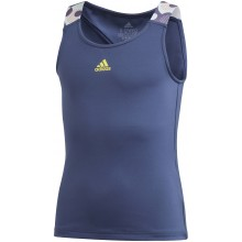 JUNIOR GIRLS' ADIDAS KEYHOLE TANK TOP