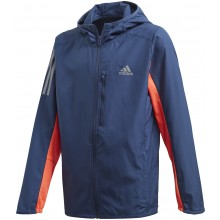 JUNIOR ADIDAS JB OT RUN JACKET WITH HOOD