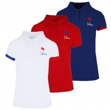 WOMEN'S EKIPO FRANCE POLO