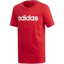 JUNIOR BOYS' ADIDAS LINEN T-SHIRT