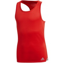 JUNIOR GIRL'S ADIDAS CLUB TANK TOP