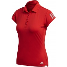 POLO FEMME ADIDAS CLUB 3 STRIPES
