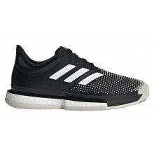 ADIDAS SOLECOURT BOOST CLAY COURT SHOES