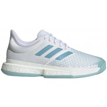 WOMEN'S ADIDAS SOLECOURT BOOST ALL COURT SHOES