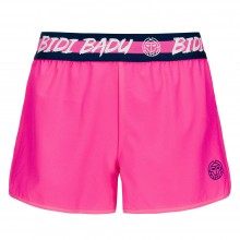 JUNIOR GIRLS' BIDI BADU GREY TECH 2 IN 1 SHORTS