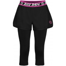 LEGGING SHORT 2 EN 1 JUNIOR FILLE BIDI BADU FLORA TECH