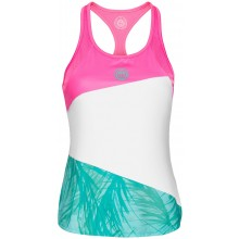 JUNIOR GIRLS' BIDI BADU ISALIE TECH TANK TOP