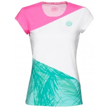JUNIOR GIRLS' BIDI BADU LEOTIE TECH T-SHIRT