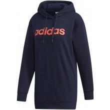 WOMEN'S ADIDAS ESSENTIALS LINEAR OVERSIZE HOODIE