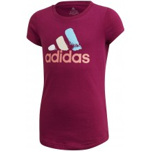 JUNIOR GIRLS' ADIDAS BOS GRAPHIC T-SHIRT
