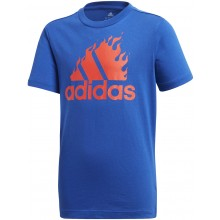 JUNIOR BOYS' ADIDAS GRAPHIC T-SHIRT
