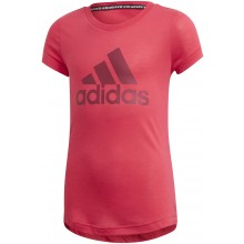 JUNIOR GIRLS' ADIDAS BOS T-SHIRT