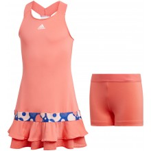 JUNIOR ADIDAS FRILL DRESS