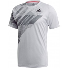 ADIDAS FREELIFT PRINT NEW YORK TSITSIPAS T-SHIRT