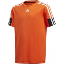 T-SHIRT ADIDAS JUNIOR GARCON BAR 3 STRIPES