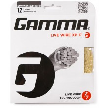 GAMMA LIVE WIRE XP BLACK 17