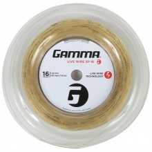 GAMMA LIVE WIRE XP 16 110M STRING REEL
