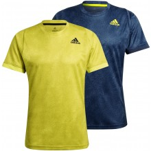 ADIDAS PRIME BLUE FREELIFT T-SHIRT