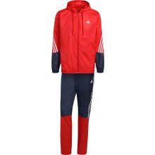 ADIDAS MTS WOVEN HOODED TRACKSUIT