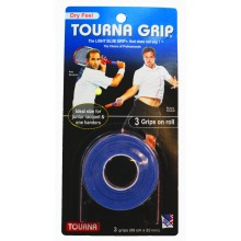 TOURNA GRIP ORIGINAL BLEU X3 OVERGRIP