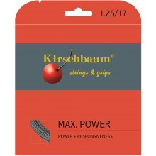 KIRSCHBAUM MAX POWER (12 METRES) STRING PACK
