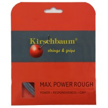 KIRSCHBAUM MAX POWER ROUGH (12M) STRING PACK