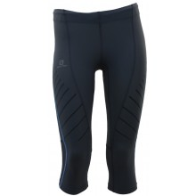 WOMEN'S SALOMON ENDURANCE 3/4 RUNNING TIGHTS