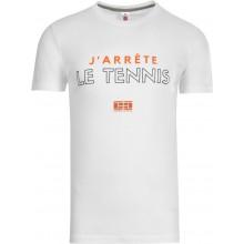 TENNIS LEGEND J'ARRETE LE TENNIS T-SHIRT