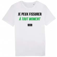 TENNIS LEGEND J'PEUX FISSURER T-SHIRT