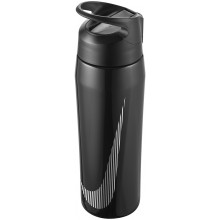 NIKE SWOOSH HYPERCHARGE STRAW 24OZ WATER BOTTLE (709ML)