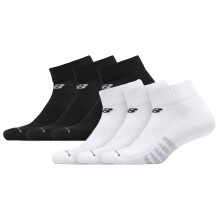 3 PAIRS OF WOMEN'S NEW BALANCE SOCKS