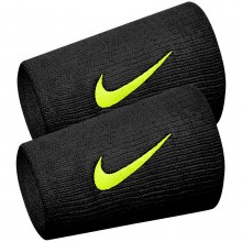 NIKE TENNIS DOUBLE WIDTH NADAL ROME WRISTBANDS
