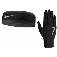 PACK OF NIKE HEADBAND AND GLOVES