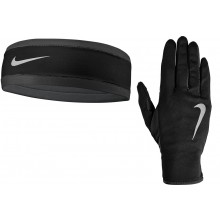 WOMEN'S NIKE DRI FIT HEADBAND-GLOVES PACK