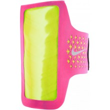 NIKE DIAMOND IPHONE ARMBAND - FUCHSIA/GREEN