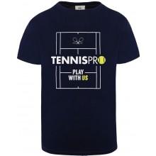 TENNISPRO COTTON PLAY T-SHIRT