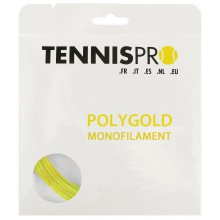 TENNISPRO POLYGOLD (12 METRES) STRING PACK