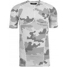 HYDROGEN PRINTED SECOND SKIN SHORT-SLEEVE COMPRESSION T-SHIRT