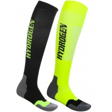 2 PAIRS OF HYDROGEN PERFORMANCE SOCKS