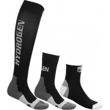 3 PAIRS OF HYDROGEN PERFORMANCE SOCKS