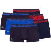 PACK OF 3 LACOSTE BOXERS