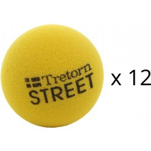 BAG OF 12 TRETORN ACADEMY FOAM BALLS